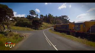 Tas Rail, The Old Coast Road, Ulverstone to Penguin, Tasmania