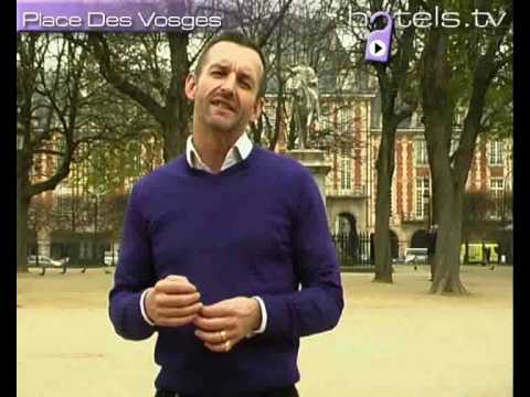 Paris Sights and Attractions: Place Des Vosges - France - Hotels.tv