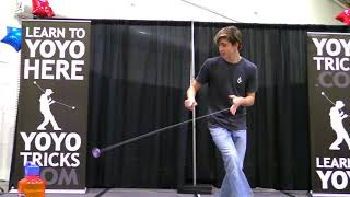 Matthew Doyle - 1A Finals - 7th Place - IL State Yoyo Contest 2019