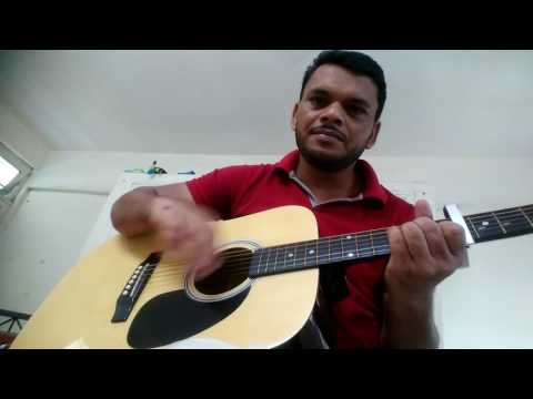 Bekarar karke Hume yu  naa jaayiye guitar lesson for beginners