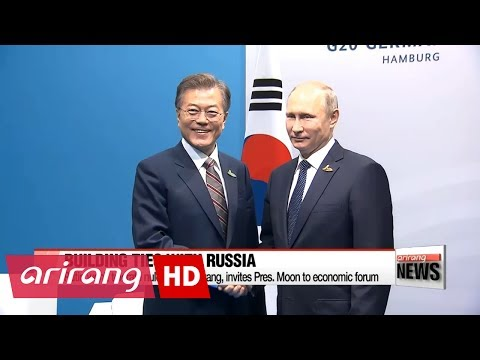 Moon discuss resolving North Korean nuclear issue and boosti