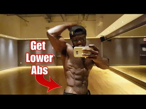 3 Minute Lower Ab Workout Dumbbells ONLY