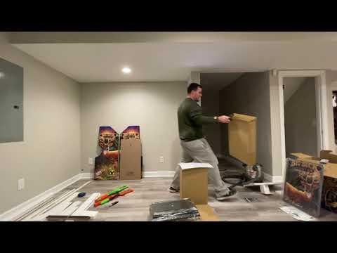 Assembling Big Buck Hunter Pro from Arcade1Up - Start to Finish from Paul Kragthorpe