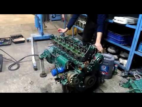 Volvo penta manual tamd41p