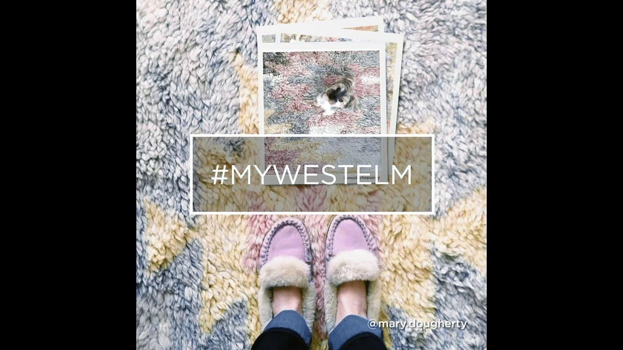 The Ashik Wool Rug Mywestelm West Elm