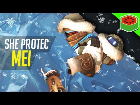 SHE PROTEC | Overwatch