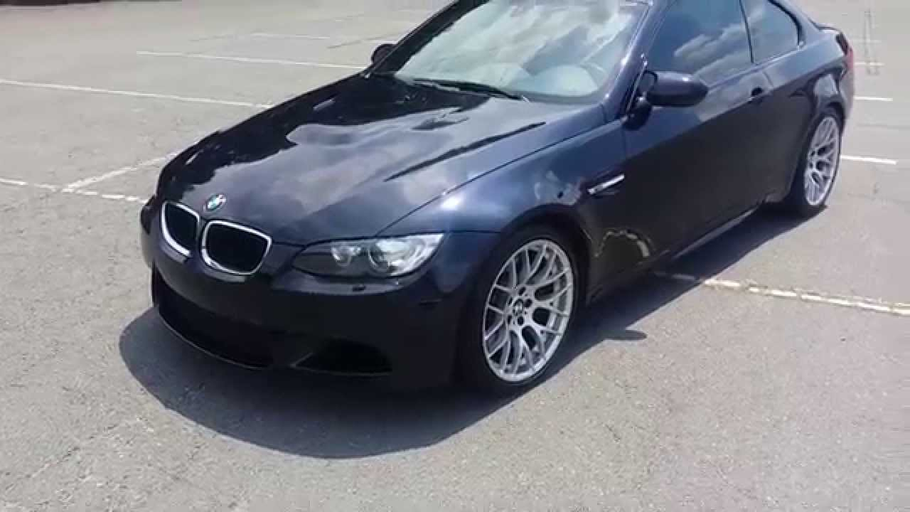 For Sale: 2012 M3 E92 Jerez Black/Black Interior, Comp Package, Fully Loaded, Low Miles