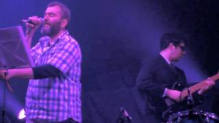 Bill Wells & Aidan Moffat - (If You) Keep Me In Your Heart - Live Roundhouse London 2011