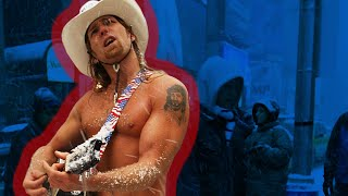 A Day In The Life Of The Naked Cowboy