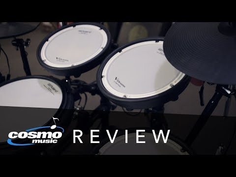 Roland TD-17 Series Electronic Drum Kits Review - Cosmo Music