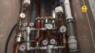 видео Монтаж систем водоснабжения