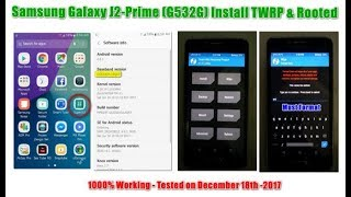 custom rom samsung j2 prime sm-g532g/ds video, custom rom