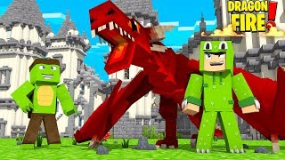 THE ELEMENTAL NATION IS BACK! - Minecraft DragonFire