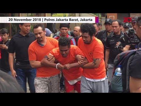 3 Pelaku Pembunuhan di Diskotek Bandara Diciduk, 1 Didor Mp3