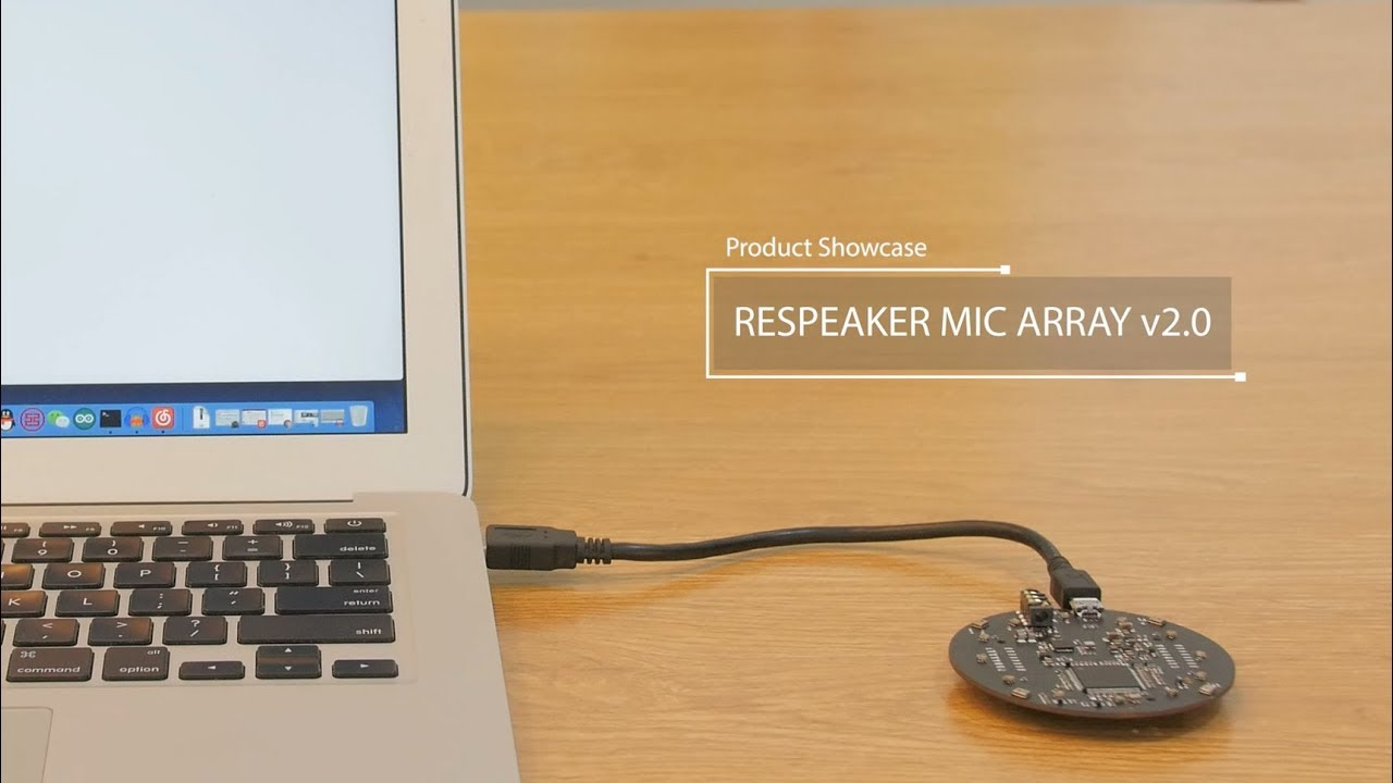 ReSpeaker Mic Array v2 0 - Seeed Wiki