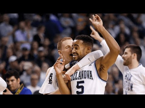 No. 1 Villanova fends off phys villanova