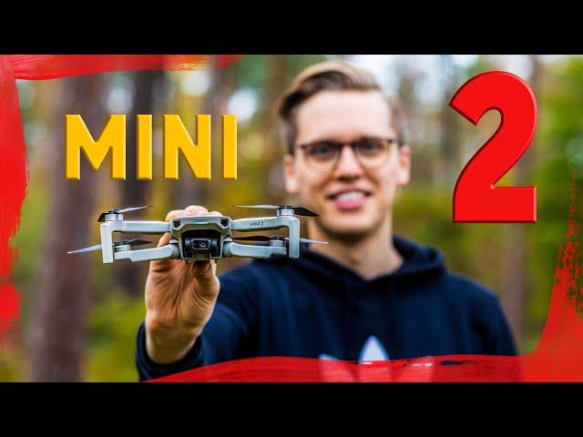 DJI Mini 2 Review  Beste Mini-Drohne in 2020?