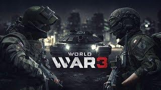 NUEVO JUEGO DE GUERRA MULTIJUGADOR MASIVO - WORLD WAR 3 | Gameplay Español