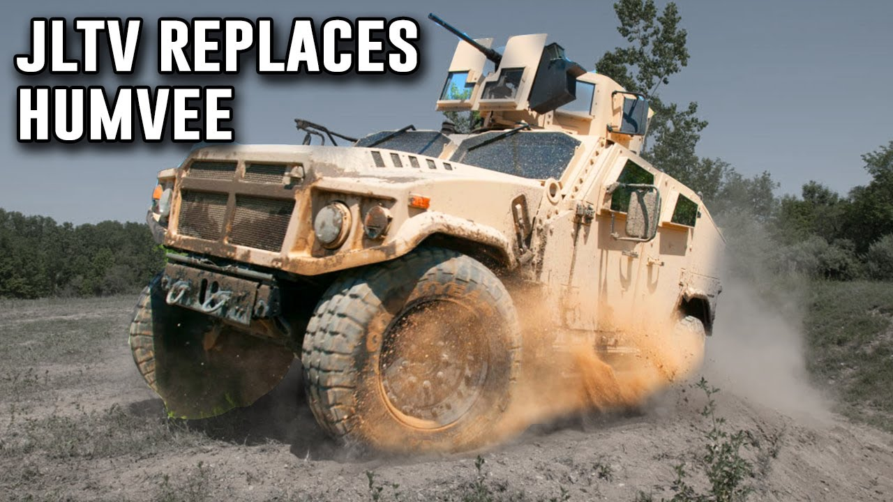 Joint Light Tactical Vehicle Replaces the Humvee | Modular