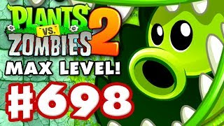Snap Pea MAX LEVEL! - Plants vs. Zombies 2 - Gameplay Walkthrough Part 698