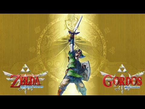3 Gordos Bastardos -  Reseña The Legend of Zelda: Skyward Sword