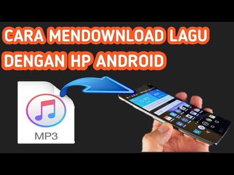 Cara Download Lagu Mp3.