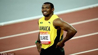 Yohan Blake reveals his compatriot Usain Bolt has been giving him motivational messages ahead of