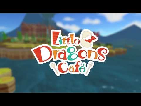 Little Dragons Café - Explore a massive world