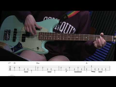 And Your Bird Can Sing - Bass Tab