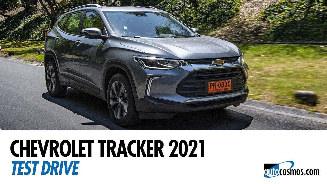 Probamos el nuevo Chevrolet Tracker 2021