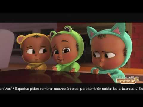 Jefe en Pañales disponible en las principales salas de cine [Noticias] - Telemedellín