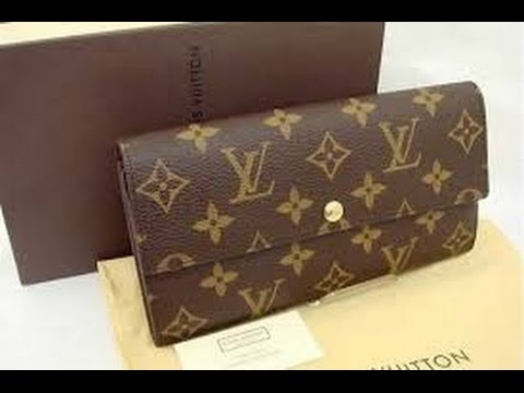 b38a68cc9648 My First Louis Vuitton Haul  Preloved - YouTube