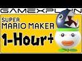 More than 1-Hour of Super Mario Maker Ga