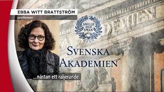 Witt Brattström om krisen i akademien: