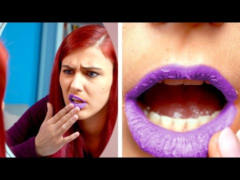 10 Cool Beauty Hacks And DIY Ideas For Girls