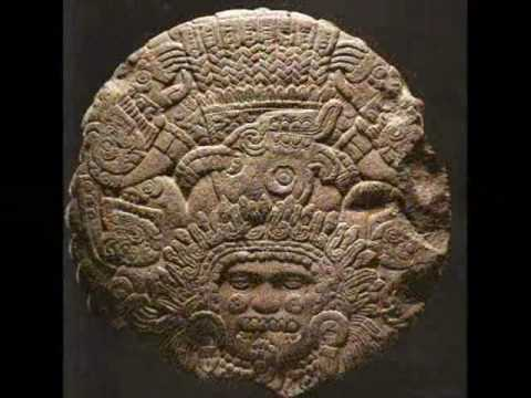Aztec Civilization and Meso-American cultures in Mexico.   (