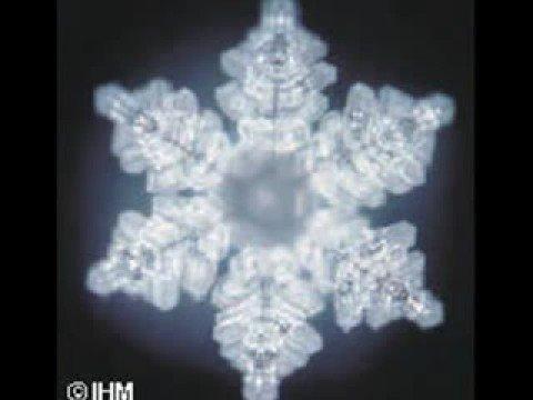 Effetti dell'Energia su Cristalli di Acqua