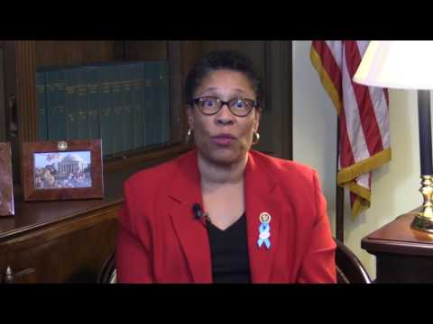 Rep. Marcia L. Fudge Talks The Importance Of Medical Research To Ohio's Economy