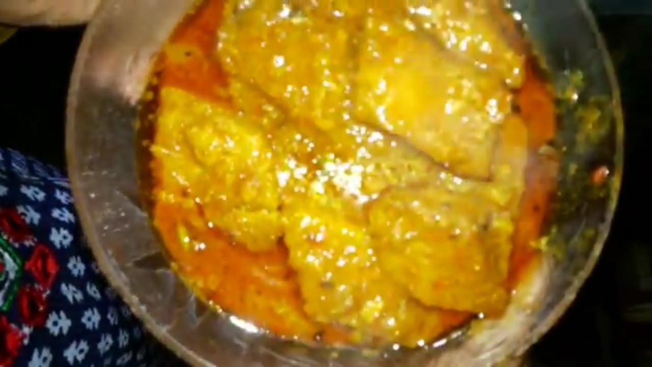 DHOKAR DALNA (IN HINDI GATTE KI SABJI) /TASTY & DELICIOUS DISH) MAY 2017
