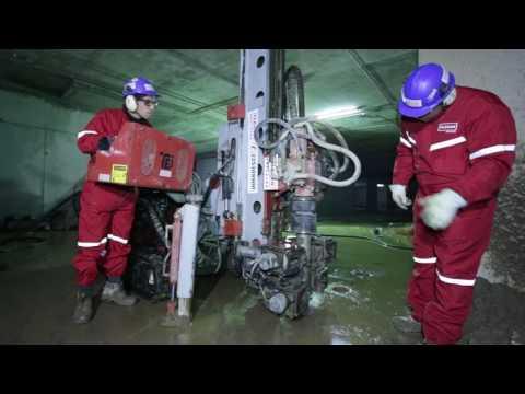TD75 Electric Drill Rig