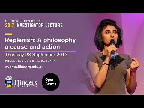 2017 Investigator Lecture — Dr Tia Kansara