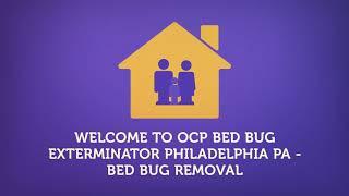 Philadelphia Bed Bug Removal Service