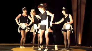 Dance of the French Maids and the Butler