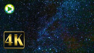 Night Sky Time Lapse, Starry Night Sleep Music, Study Music screenshot 5