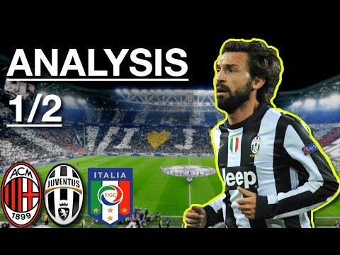 How Andrea Pirlo Plays The Best Regista Analysis 12