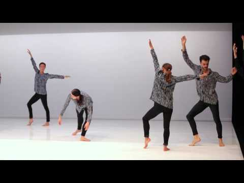 Rehearsal trailer Figure a Sea, choreography and direction Deborah Hay