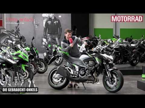 Die Gebraucht-Onkels: Kawasaki Z 800