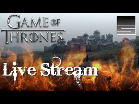 Game Of Thrones Season 8 Predictions Q&A Live Stream!