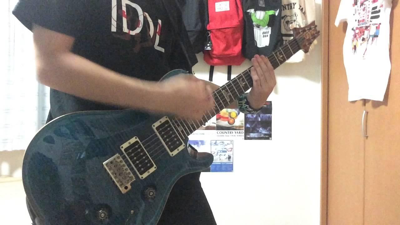 BiSH BiSH-星が瞬く夜に- ギター 弾いてみた - YouTube