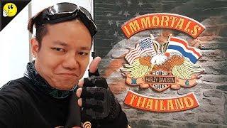 ก้าวแรกสู่บ้าน อิมมอทัล Immortal's Day 2019 | Harley Davidson | OK YOU RIDE